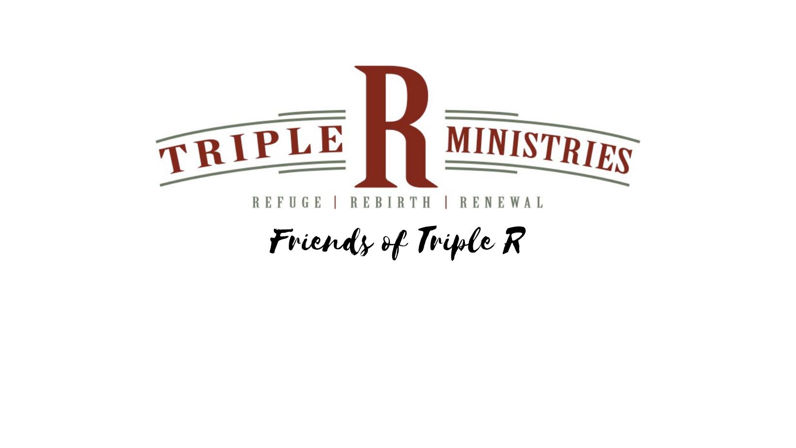 Friends of Triple R